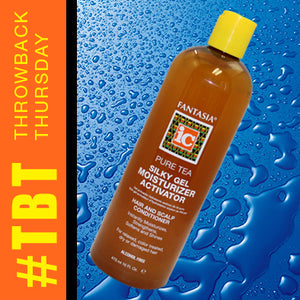 Throwback Thursday: Pure Tea Silky Gel