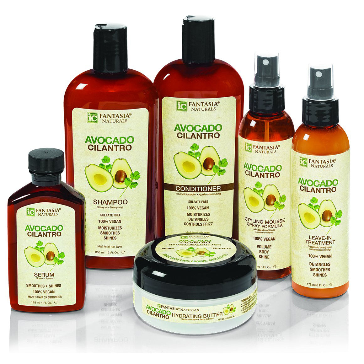 AVOCADO FULL BUNDLE - 6 items