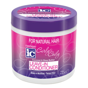 CURLY & COILY ‣ Leave-In Conditioner