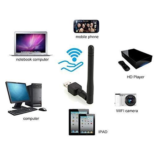 321 Wireless Wifi Adapter (USB wifi Antenna 5dB 150mbps)