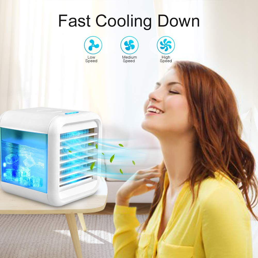 SUPER MINI PORTABLE AIR COOLER