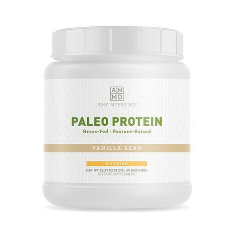 Pure paleo Protein powder vanilla bean