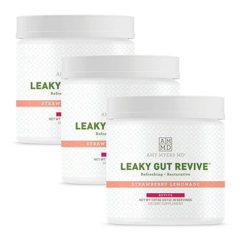 Leaky Gut Revive® - Strawberry Lemonade 3 pack