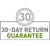 30 Day Return Guarantee