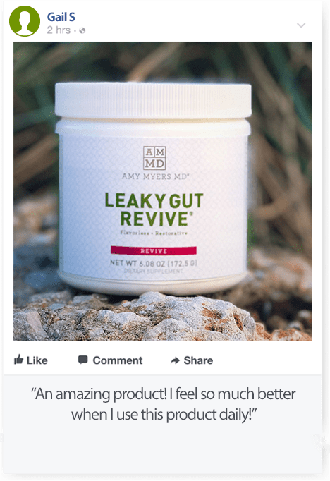 Review by GailS: An amazing product! I feel so much better when I use this product daily!
