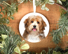 Load image into Gallery viewer, Personalised Dog Memorial Ornament