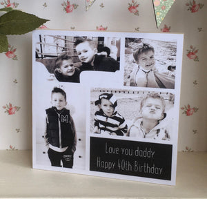 1045 - Daddy Storyboard Photoblock