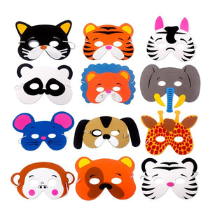 Fun animal masks