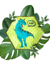 Load image into Gallery viewer, Dinosaur Paper Plates