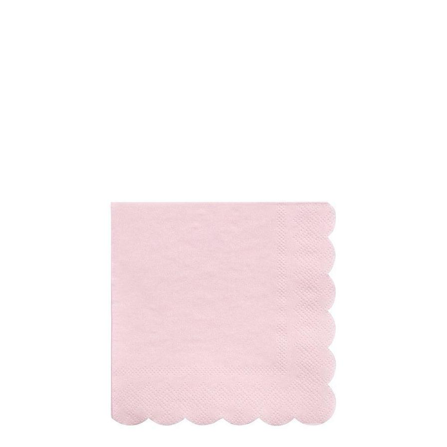 Dusty Pink Small Napkins