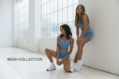 MESH COLLECTION LINE UP