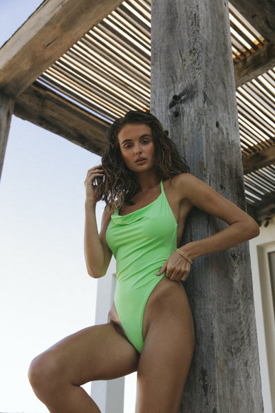 Hannah One Piece | Green