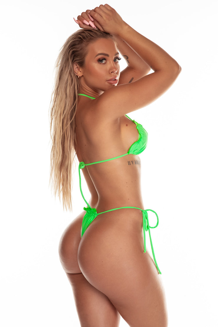 The Lola Bottoms | Neon Green