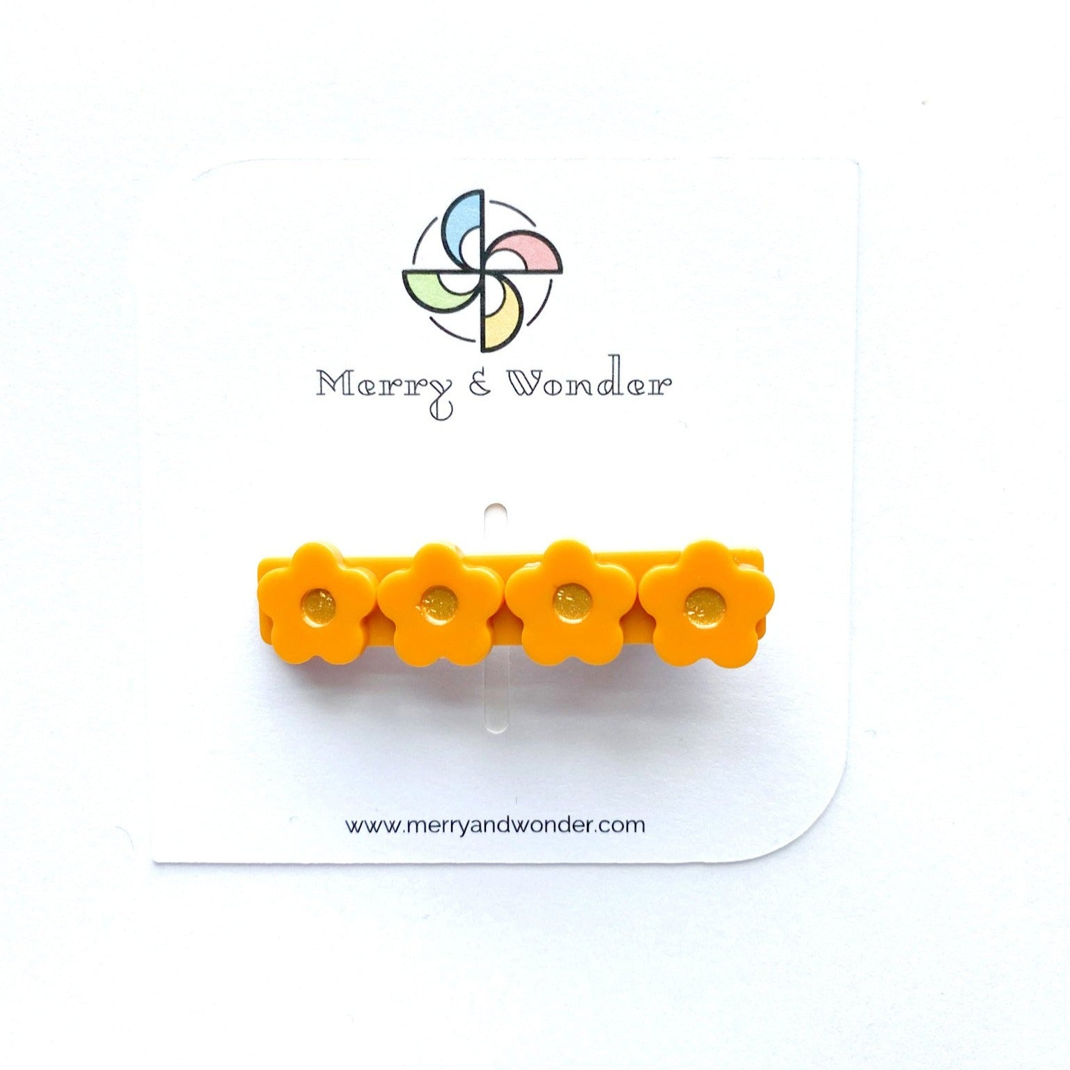 Honey Pot | Flower Clip