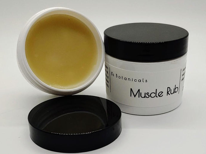 Natural Muscle Rub