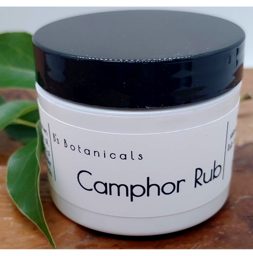 Camphor Rub for joint pain