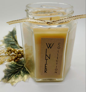scented candles for winter