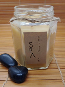 scented candles for home spa