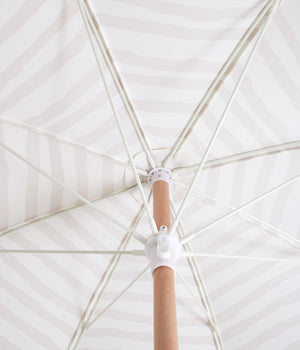 Pacific Stripe Beach Umbrella