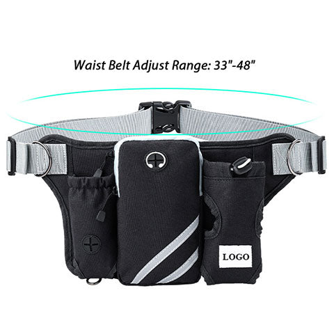 adjustable waist strap for the perfect fit