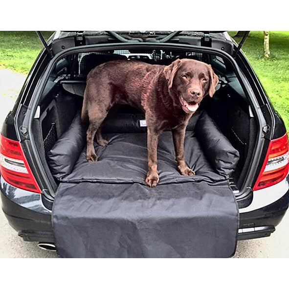 Boot Bed-Pet Bed-Danish Designs DS-Dog Bed for car boot