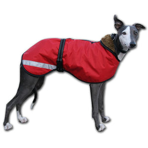 whippet coats for all weathers. whippet jackets hand made to order here in the uk on Anglesey