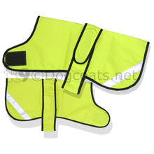 Load image into Gallery viewer, Lightweight reflective unlined summer warm weather dog coat | DryDogs.co.uk