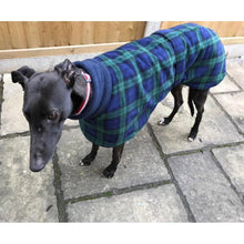 Load image into Gallery viewer, Sighthound All Fleece Coat for Greyhound/Whippets - Made to Measure