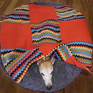 greyhound whippet gifts, perfect presents for your best friend. the trendy whippet in your life. double thick fleece
