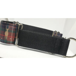 Martingale Collar - Christmas Collection - 2in Wide