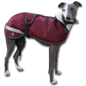 winter whippet wear - starbright whippet coat