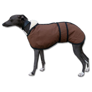 wax whippet coat cutout blue whippet - barbour jacket