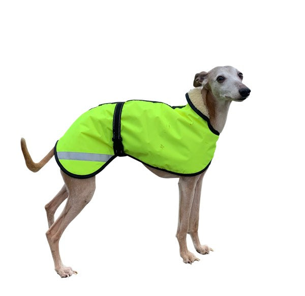 Whippet Coat with Reflective - Product image