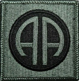 82nd Airborne Division ACU Patch with Hook Fastener - Insignia Depot