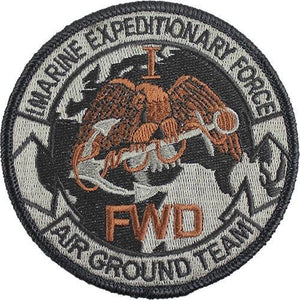1st Marine Expeditionary Force ACU Patch with Hook Fastener - Insignia Depot