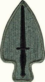 Special Operations Command ACU Patch with Hook Fastener - Insignia Depot