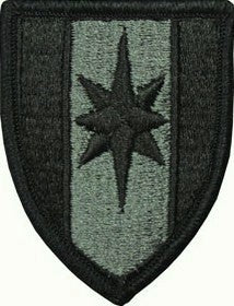 44th Medical Command ACU Patch with Hook Fastener - Insignia Depot