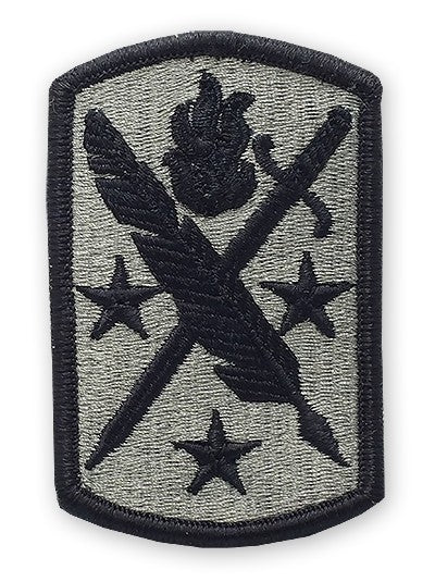 95th Civil Affairs ACU Patch with Hook Fastener - Insignia Depot