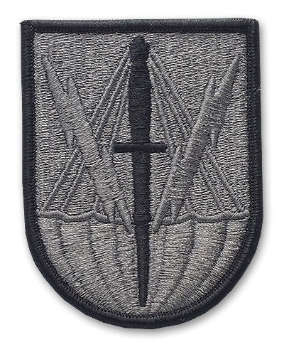 528th Sustainment Brigade ACU Patch with Hook Fastener - Insignia Depot