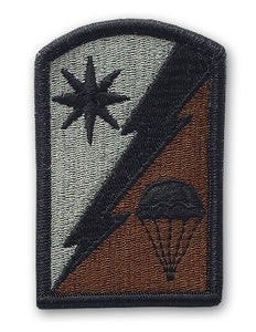 82nd Sustainment Brigade ACU Patch with Hook Fastener - Insignia Depot