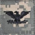 O6 Colonel ACU with Hook Fastener - Insignia Depot