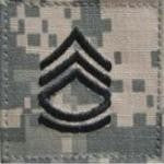 E7 Sergeant First Class ACU with Hook Fastener - Insignia Depot