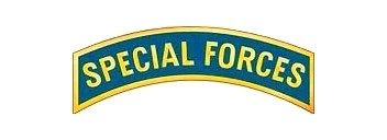 Special Forces Mini Brite Pin On Badge - Insignia Depot