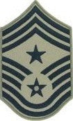 USAF E9 Command Chief Master Sergeant ABU Sew-on 4 Chevrons - Insignia Depot