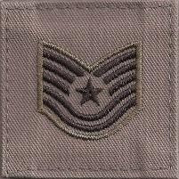 USAF E6 Technical Sergeant ABU with Hook Fastener - Insignia Depot