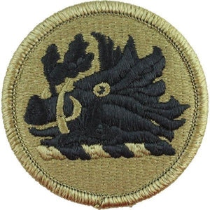 Georgia National Guard OCP Patch with Hook Fastener (pair) - Insignia Depot