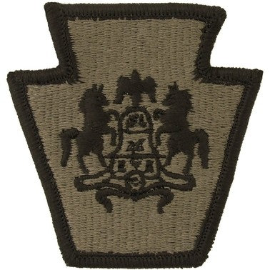 Pennsylvania National Guard OCP Patch with Hook Fastener (pair) - Insignia Depot