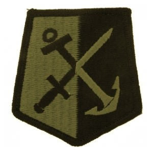Rhode Island National Guard OCP Patch with Hook Fastener (pair) - Insignia Depot