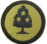 Tennessee National Guard OCP Patch with Hook Fastener (pair) - Insignia Depot