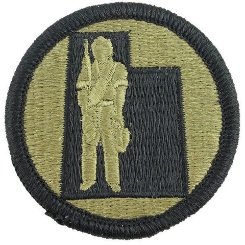 Utah National Guard OCP Patch with Hook Fastener (pair) - Insignia Depot